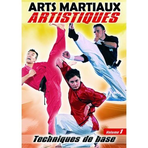 DVD : Arts Martiaux artistiques