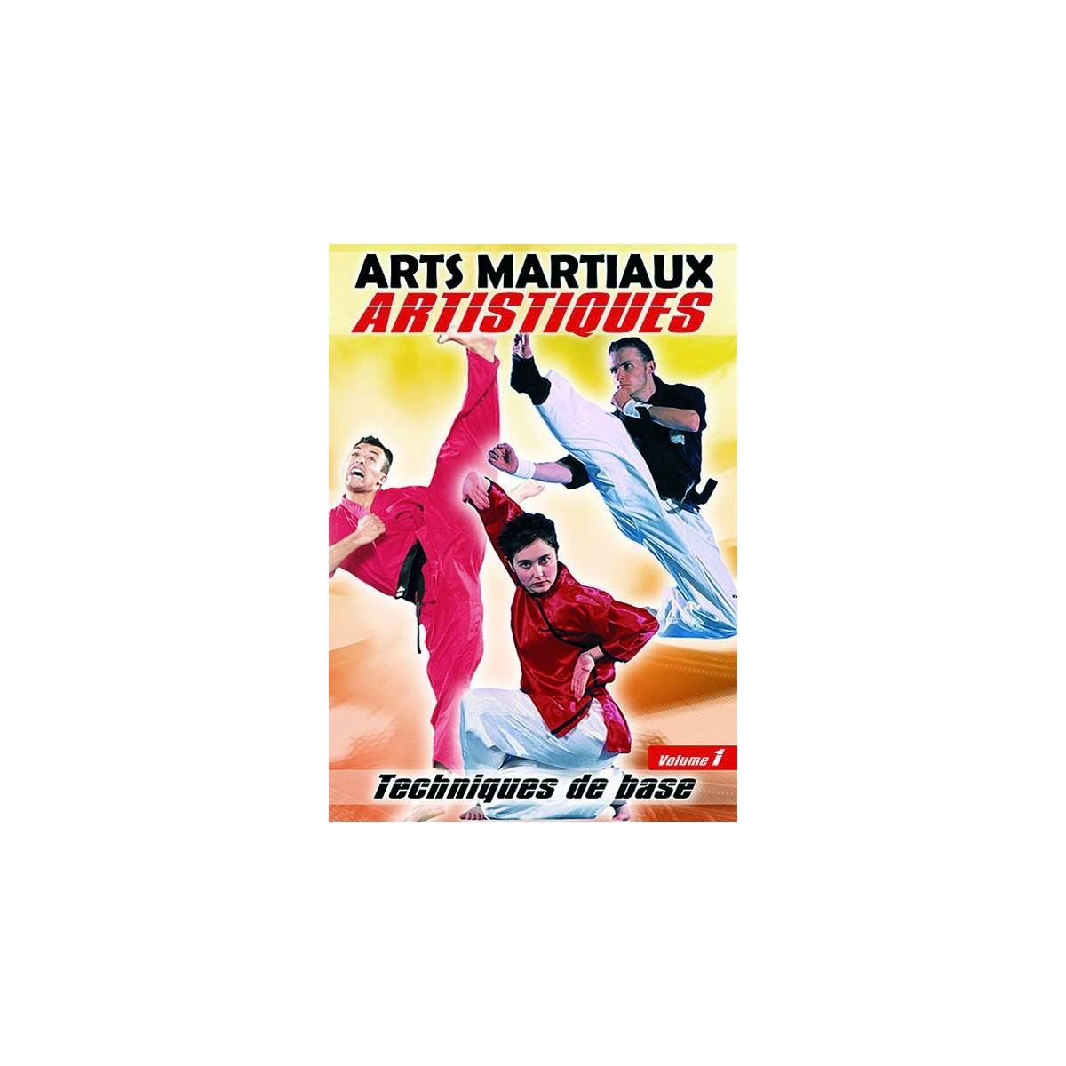 Dvd arts martiaux artistiques for Art martiaux