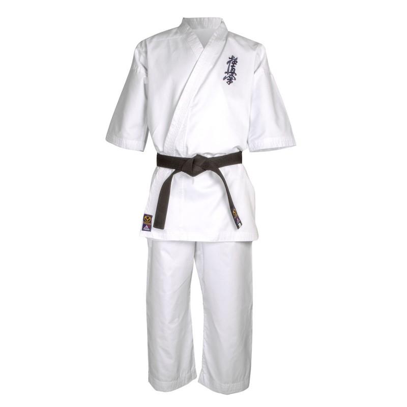 Karate Gi. Kyokushinkai. Entrenamiento. Poliéster/Algodón