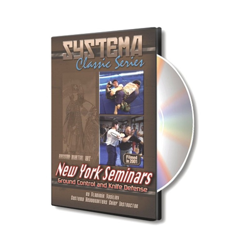 DVD : New York Seminars
