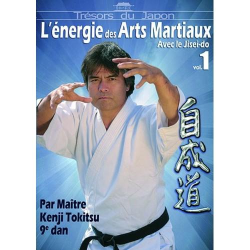 DVD : Energie des Arts Martiaux avec Jisei-do 1