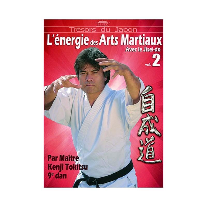 DVD : Energie des Arts Martiaux avec Jisei-do 2