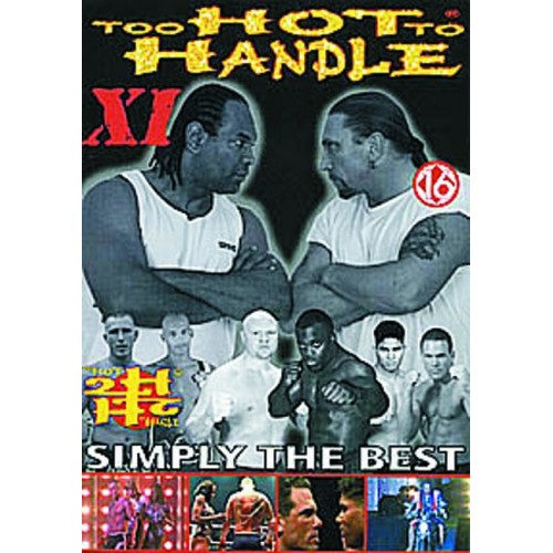 DVD : Too Hot To Handle 11