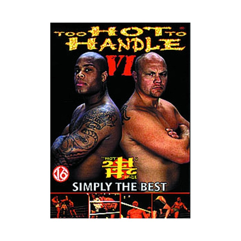 DVD : Too Hot To Handle 6