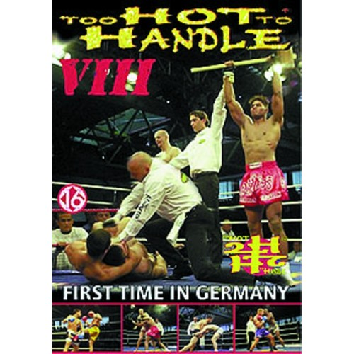 DVD : Too Hot To Handle 8