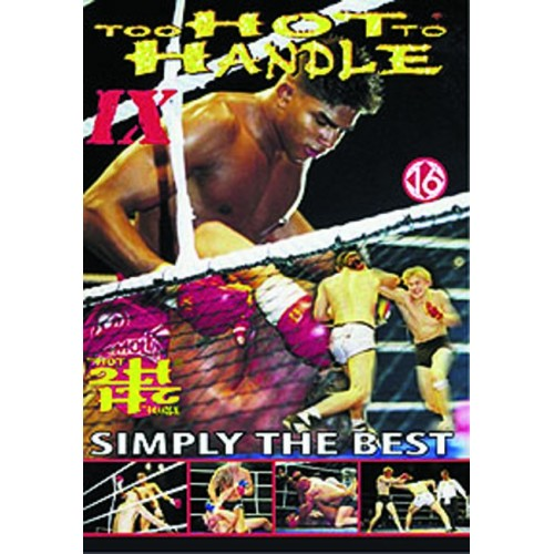 DVD : Too Hot To Handle 9