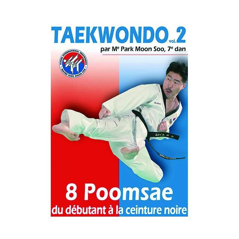 DVD : Taekwondo 2. 8 Poomsae