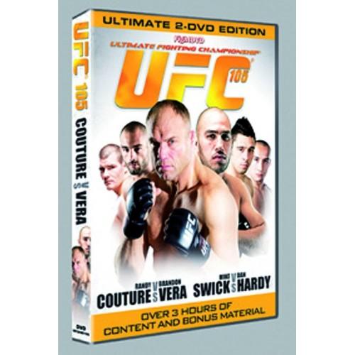 DVD : UFC Ultimate Fighting Championship 105