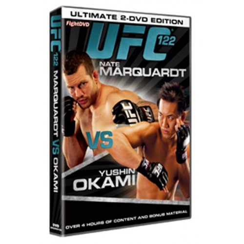 DVD : UFC Ultimate Fighting Championship 122