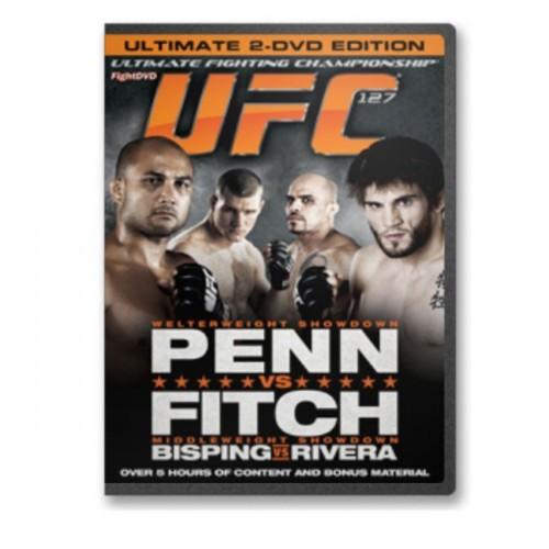 DVD : UFC Ultimate Fighting Championship 127