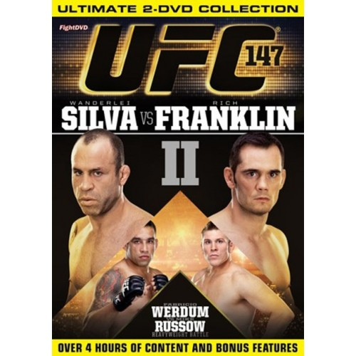 DVD : UFC Ultimate Fighting Championship 147