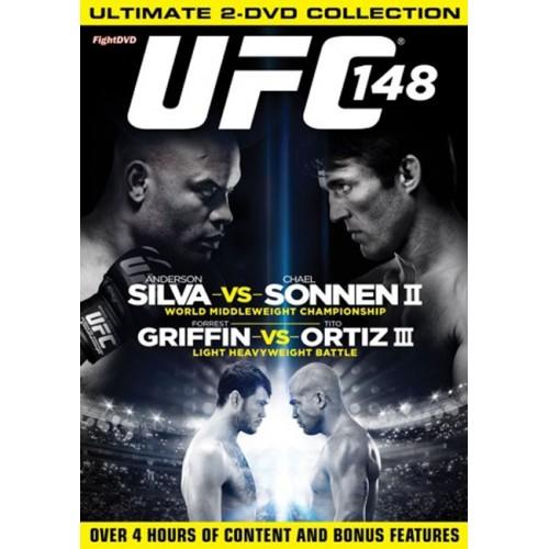 DVD : UFC Ultimate Fighting Championship 148