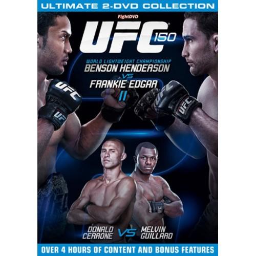 DVD : UFC Ultimate Fighting Championship 150