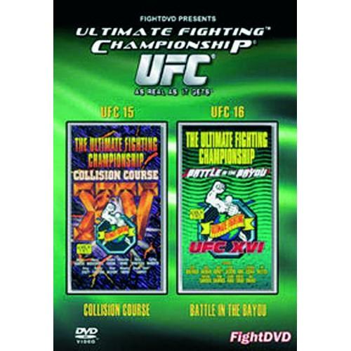 DVD : UFC Ultimate Fighting Championship 15+16