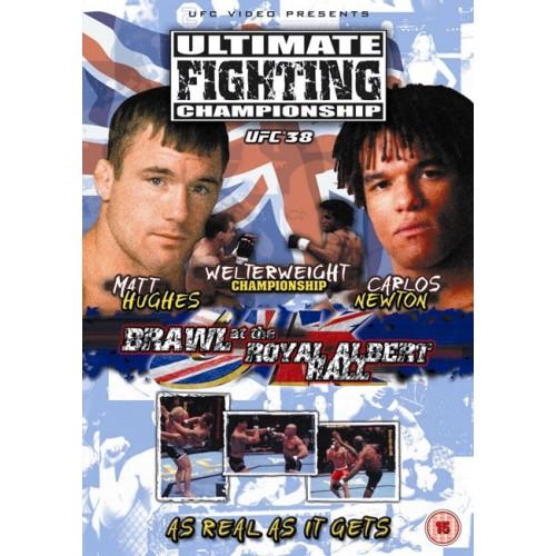 DVD : UFC Ultimate Fighting Championship 38