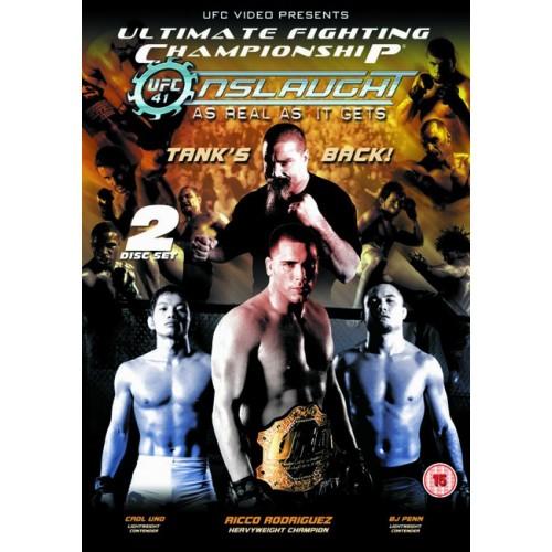 DVD : UFC Ultimate Fighting Championship 41