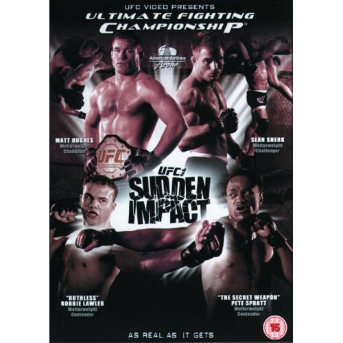 DVD : UFC Ultimate Fighting Championship 42