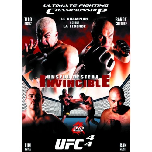 DVD : UFC Ultimate Fighting Championship 44