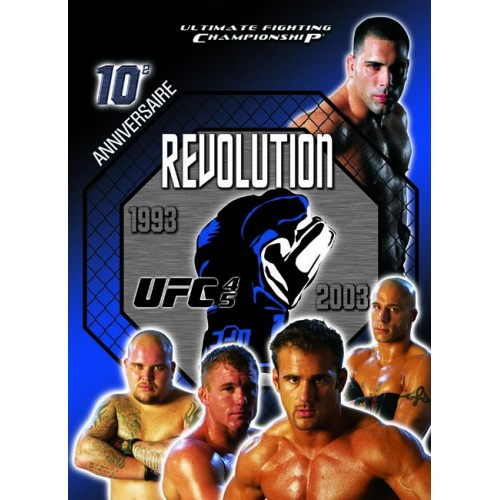 DVD : UFC Ultimate Fighting Championship 45