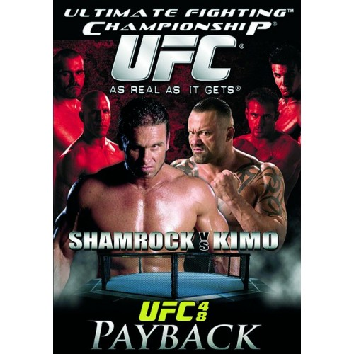 DVD : UFC Ultimate Fighting Championship 48
