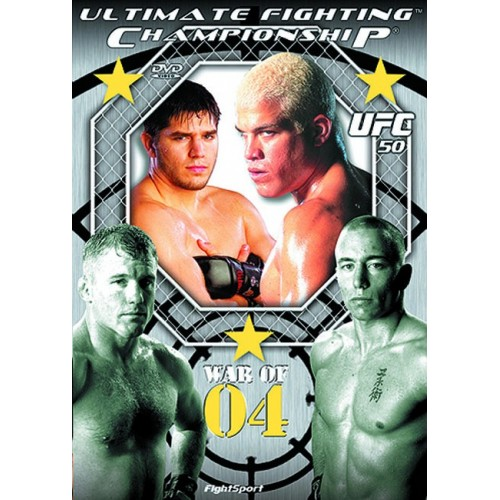 DVD : UFC Ultimate Fighting Championship 50