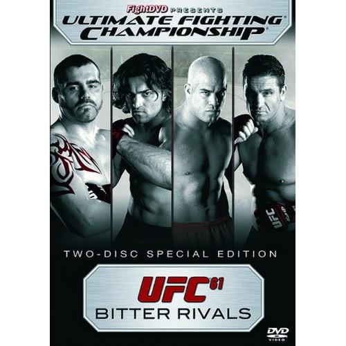 DVD : UFC Ultimate Fighting Championship 61