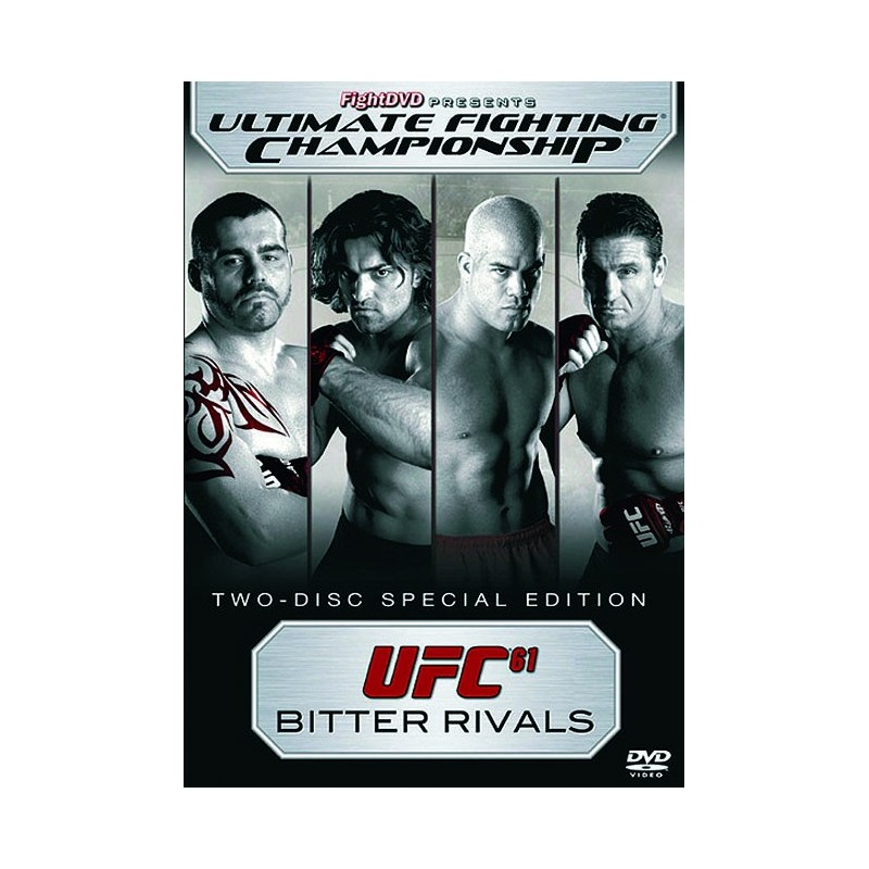 DVD : UFC Ultimate Fighting Championship 61