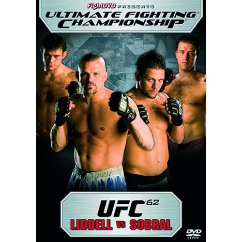 DVD : UFC Ultimate Fighting Championship 62