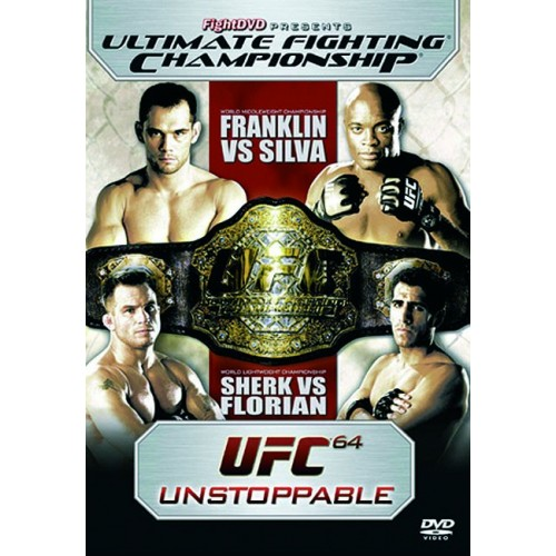 DVD : UFC Ultimate Fighting Championship 64