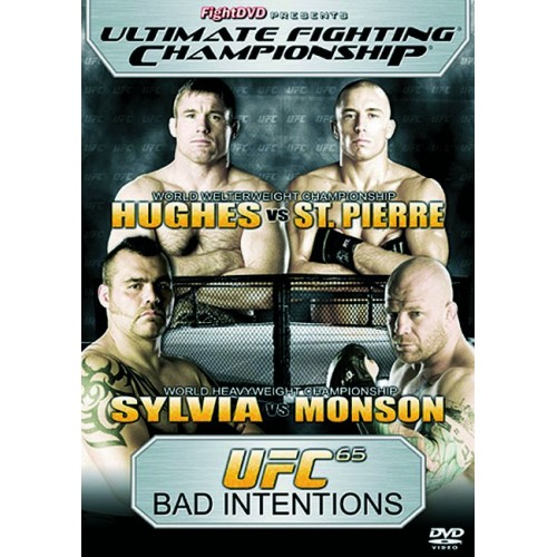 DVD : UFC Ultimate Fighting Championship 65