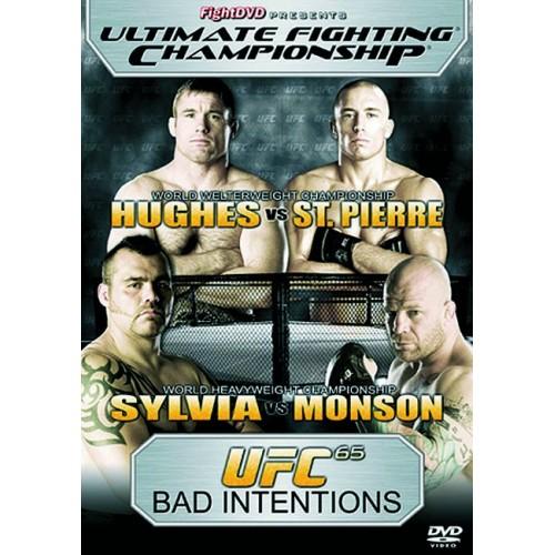 DVD : UFC Ultimate Fighting Championship 65