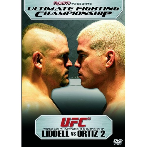 DVD : UFC Ultimate Fighting Championship 66