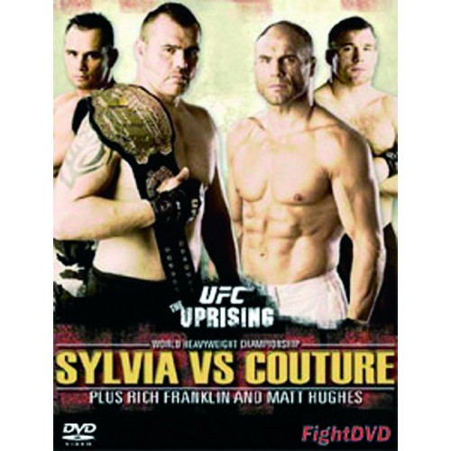 DVD : UFC Ultimate Fighting Championship 68