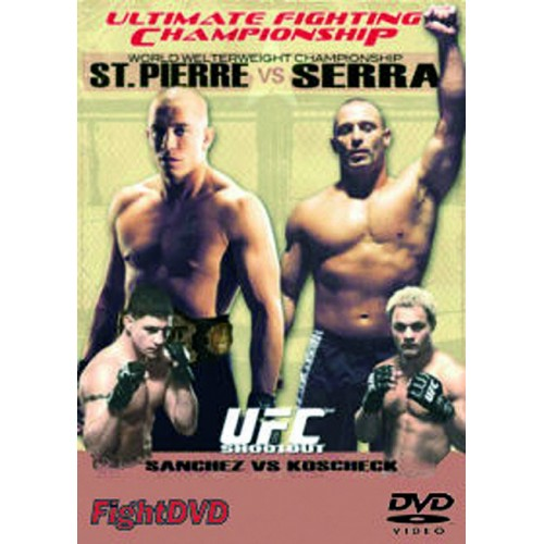 DVD : UFC Ultimate Fighting Championship 69