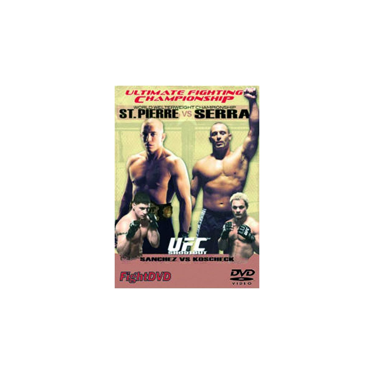 the ultimate fighting championship Ultimate fighting championship, viết tắt ufc (tạm dịch là giải vô địch đối kháng đỉnh cao), là công ty quảng bá mixed martial arts lớn.