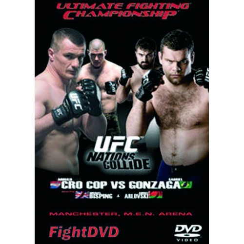 DVD : UFC Ultimate Fighting Championship 70