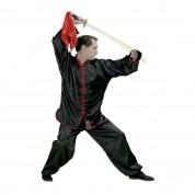 Uniforme Kung Fu Saten