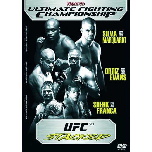 DVD : UFC Ultimate Fighting Championship 73