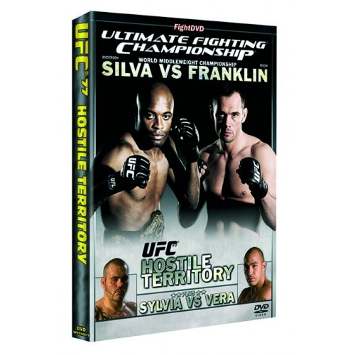 DVD : UFC Ultimate Fighting Championship 77