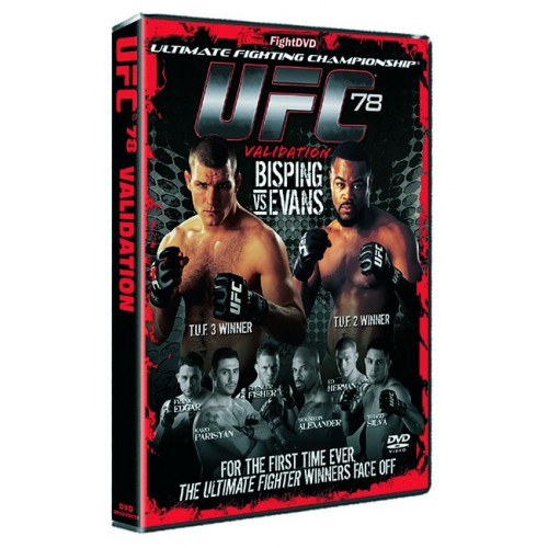 DVD : UFC Ultimate Fighting Championship 78
