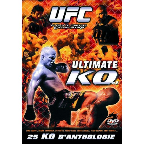 DVD : UFC Ultimate Knockouts 1