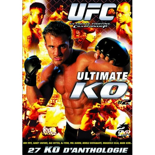 DVD : UFC Ultimate Knockouts 2