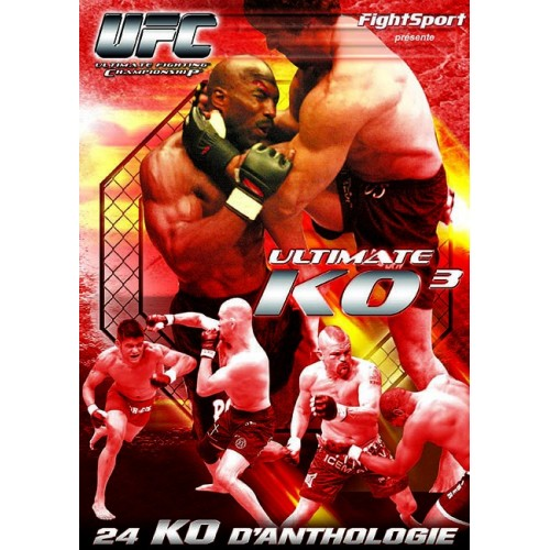 DVD : UFC Ultimate Knockouts 3