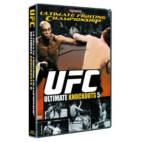 DVD : UFC Ultimate Knockouts 5