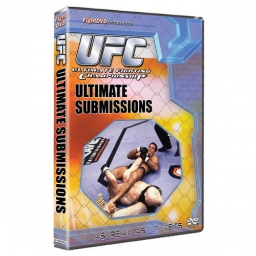 DVD : UFC Ultimate Submissions