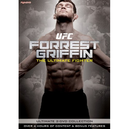 DVD : UFC Ultimate Forrest Griffin
