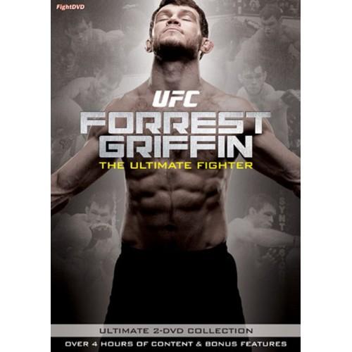 DVD : UFC Ultimate Forrest Griffin