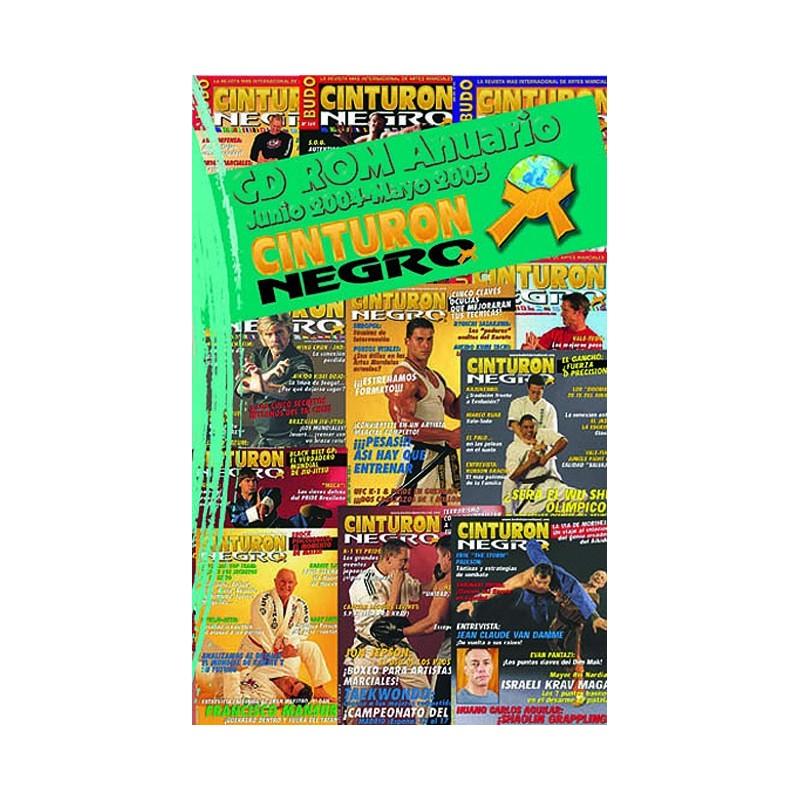 DVD : CD Anuario 2004/2005 Cinturon Negro