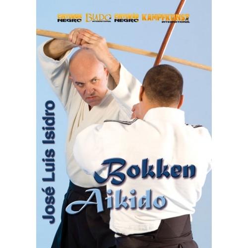 DVD : Bokken. Aikido