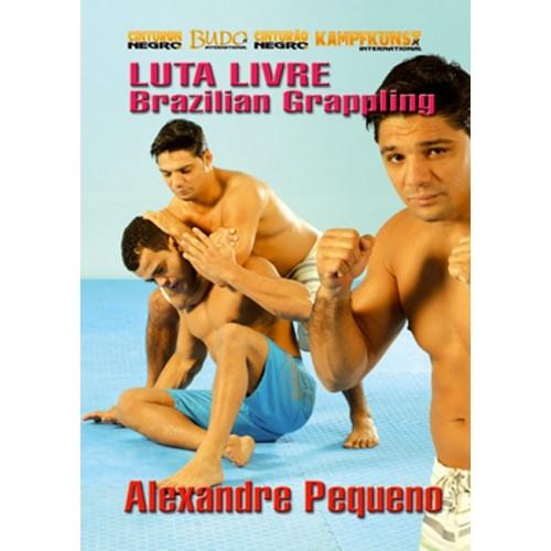 DVD : Luta Livre. Brazilian grappling